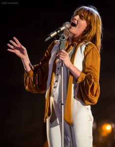 Frida Friday Florence Walsh and the Machine