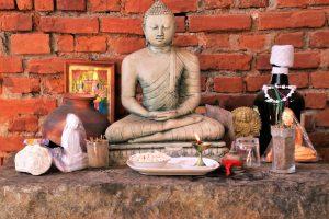 Sitzende Meditation Zazen