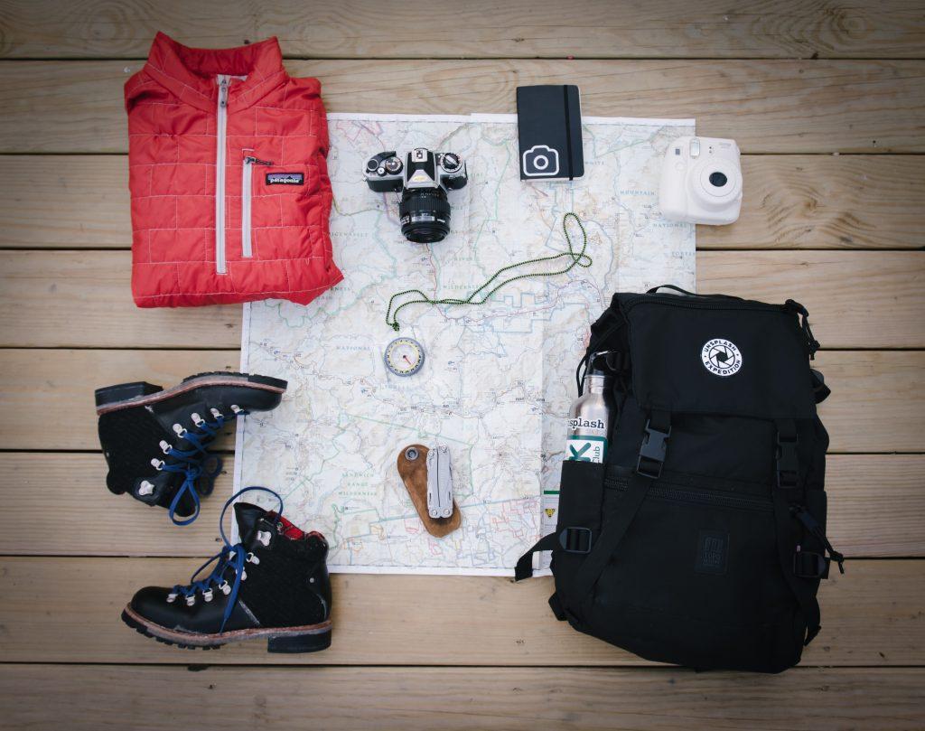 Wanderkleidung wanderklamotten hip cool