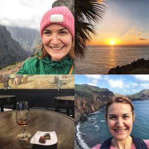 alleine Reisen Madeira