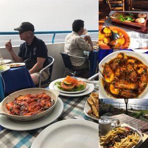 alleine reisen Madeira essen