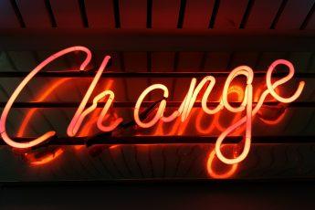 Veränderung Angst vor dem Neuen Wehmut